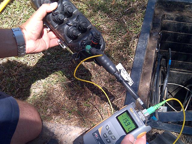 Optical Fibre Testing
